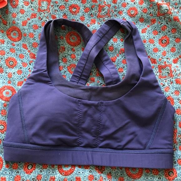 Lululemon workout bra